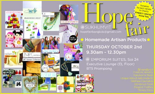 The Hope Fair, 2nd edition - October 2014