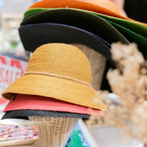 Choose your hat as an important piece of fashion and style statement but also to protect you from the sun or the rain!
