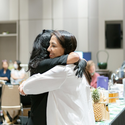 There is so much love shared and spread at our event!