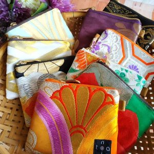 Colorful and beautiful, these pouches are handmade with traditional textiles and of course, available at the Hope Fair!