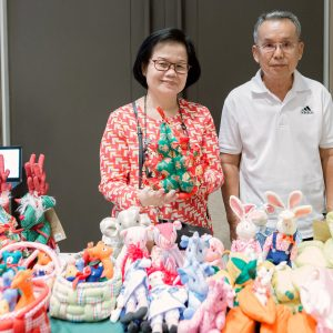Lao Song Craft charity organisation has been participating to The Hope Fair since its creation in 2014.