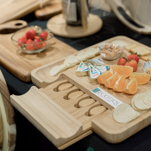 Sustainability and craftsmanship are displayed at The Hope Fair
