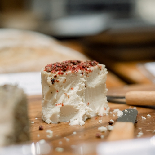 Who does not love cheese? Especially when it's made with love !